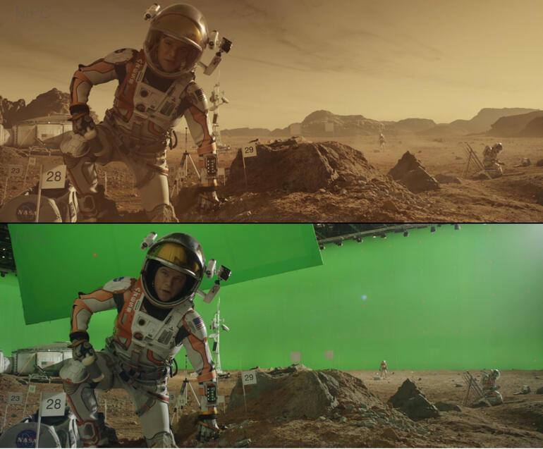 Marslı Filminin Kamera Arkası Görüntüleri Keyif Haberleri