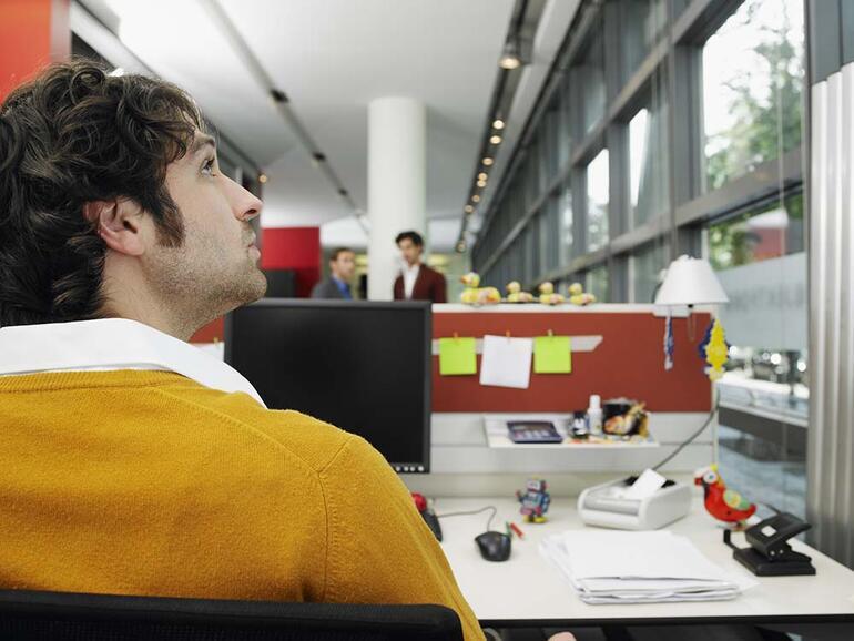 İş yerinde tükenmişlik sendromu yaşadığınızın 7 işareti