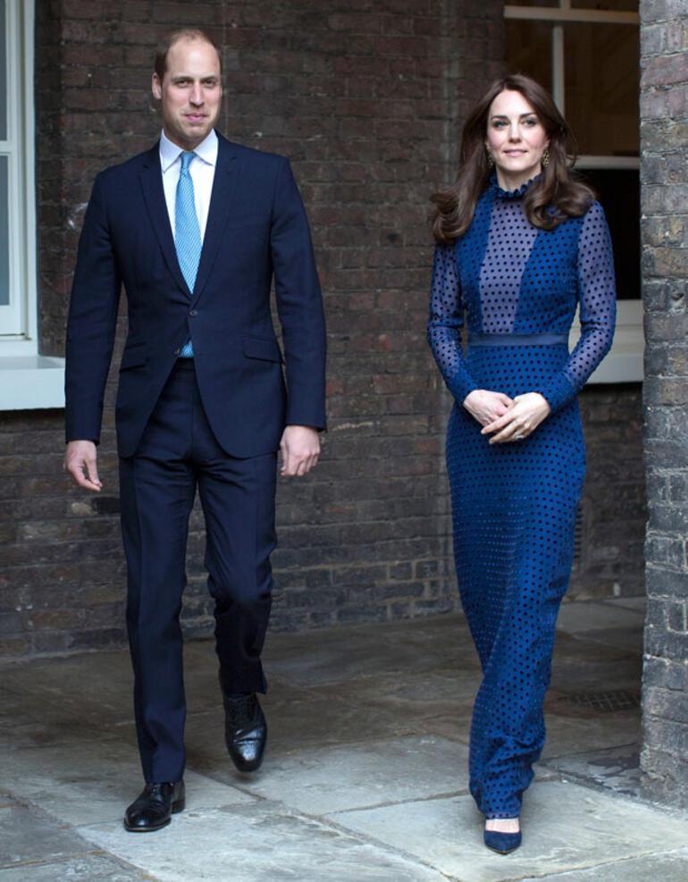 42d1cdb585521 Kate Middleton'ın elbisesi tartışma yarattı - Magazin Haberleri