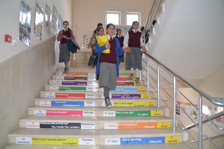 Bu Okulda Her Dersin Bir Sokağı Var Eğitim Haberleri