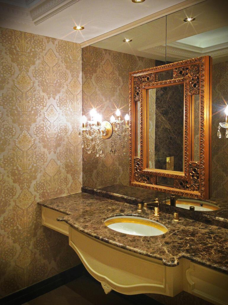 İlham Veren Modern Banyo Dekorasyonları