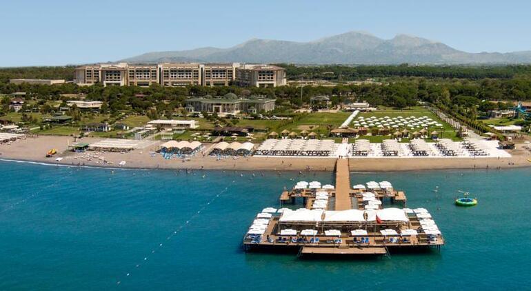 Türkiye'nin en iyi 10 resort oteli