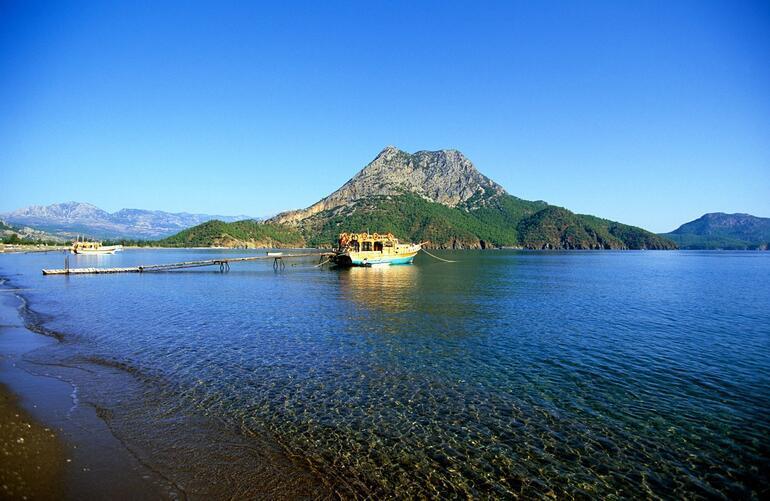 Bayram tatilinde denize girilebilecek en uygun 5 yer