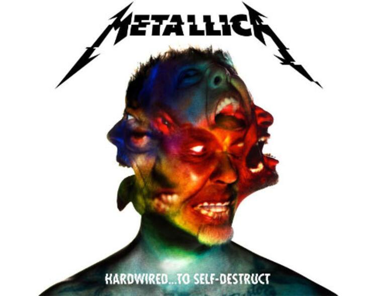 Metallicadan yeni şarkı geldi: Hardwired... to Self-Destruct