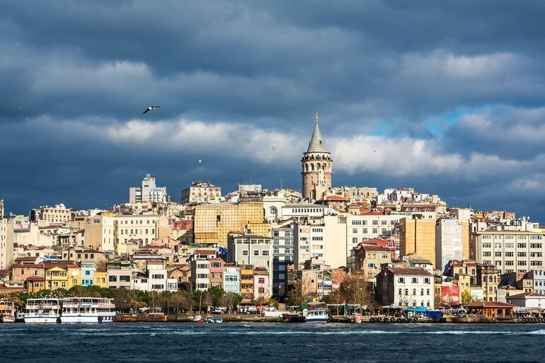 Sokakları İstiklale çıkan semt: Galata
