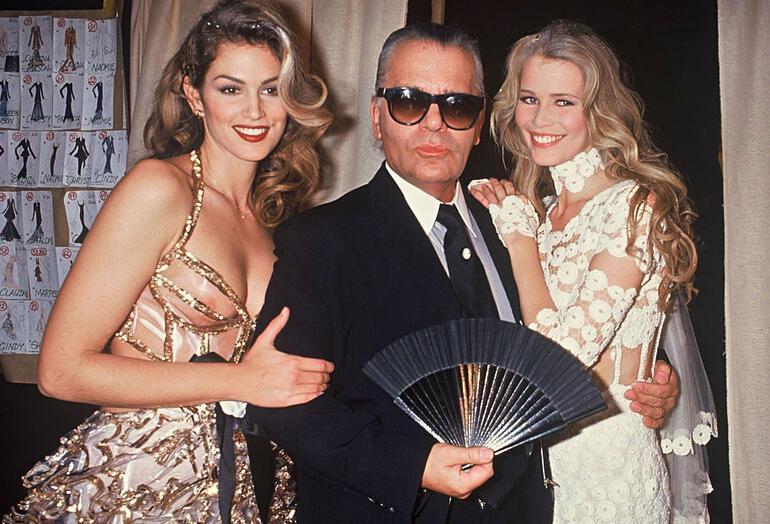 0c08601aae97d Karl Lagerfeld: '83'üme geldim, hiç yorulmadım' - Stil Haberleri