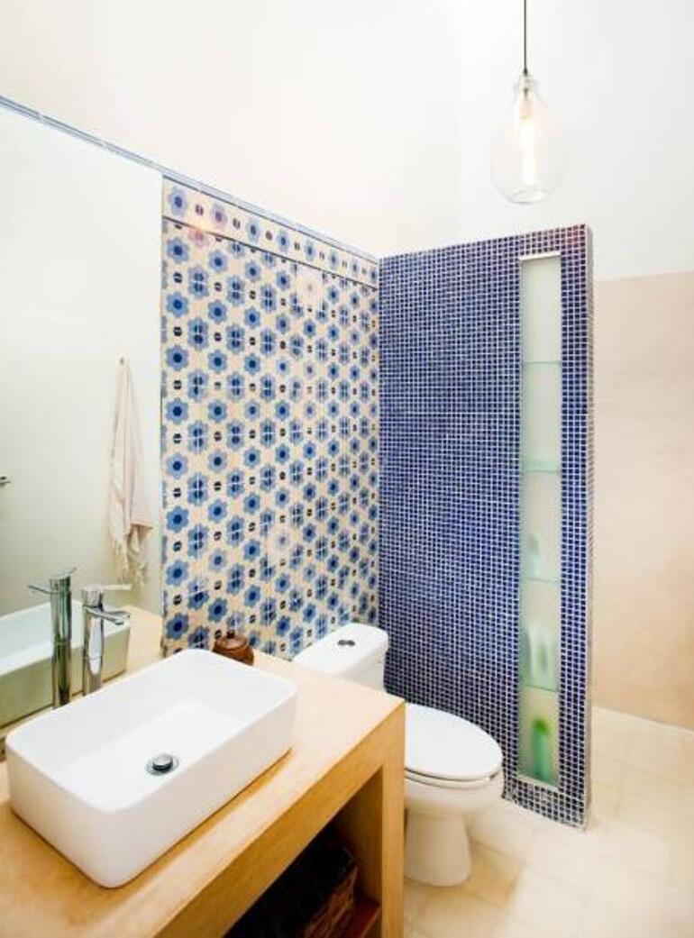Banyoya yenilik katmanın yolları