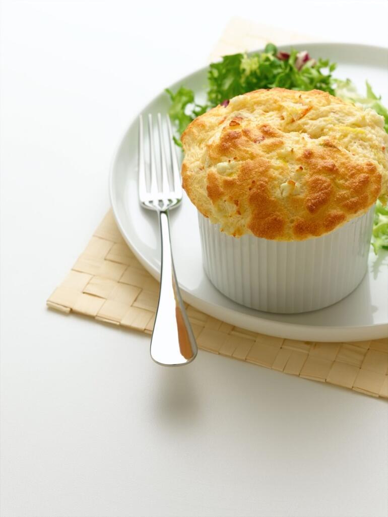 Fransız mutfağının vazgeçilmez tatlısı sufle