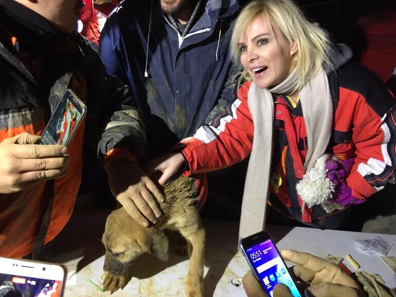 Beykozda kuyuya düşen yavru köpek 10 gün sonra kurtarıldı