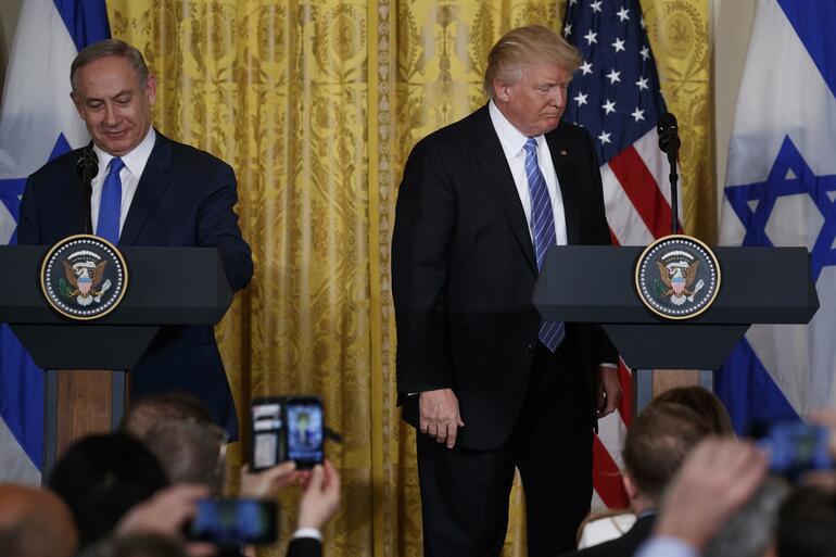 Netenyahuya Trump şoku: Durdurun