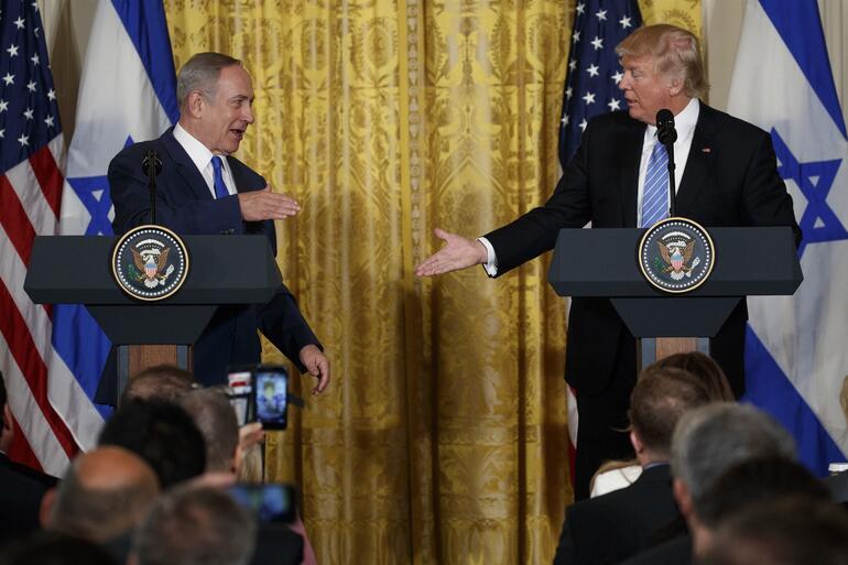 Trumptan Netanyahuya: Biraz durdurun