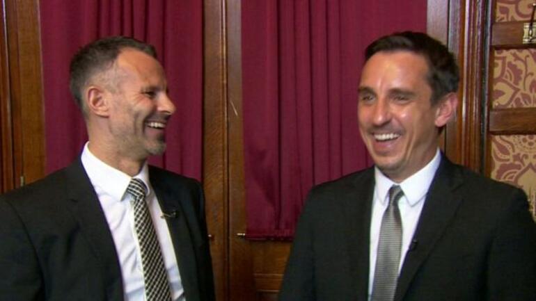 Ryan Giggs ve Gary Neville'ın projesi Manchester'a zarar verecek mi