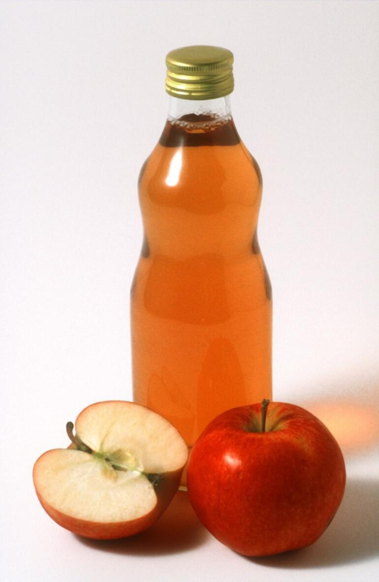 Применение яблочного уксуса в лечебных целях