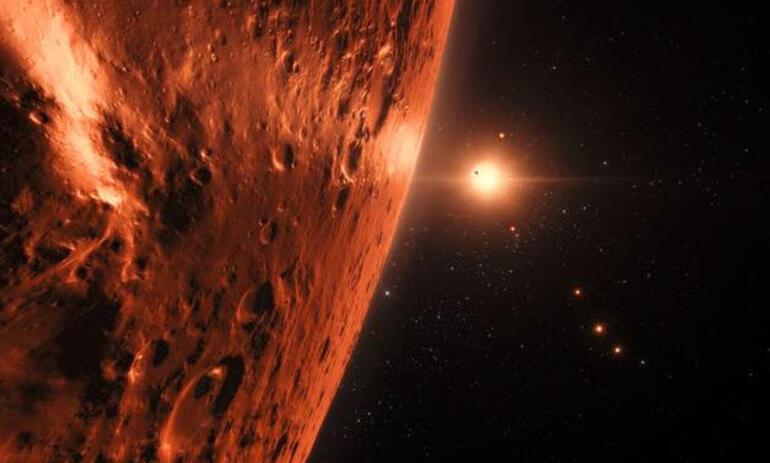 NASA Dünya büyüklüğünde 7 gezegen buldu | exoplanet discovery