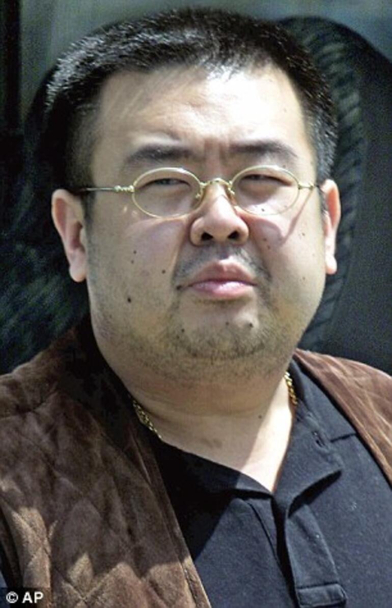 Kim Jong-nam sinir gazı ile öldürülmüş