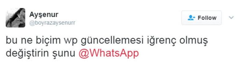 Whatsapp yeni güncelleme ile geldi.. Artık Whatsappta bu özellik..
