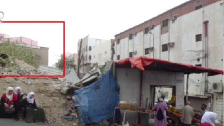 Fahire Karanın Arabistandaki evi bulundu İşte, talihsiz kadının yaşadığı yer