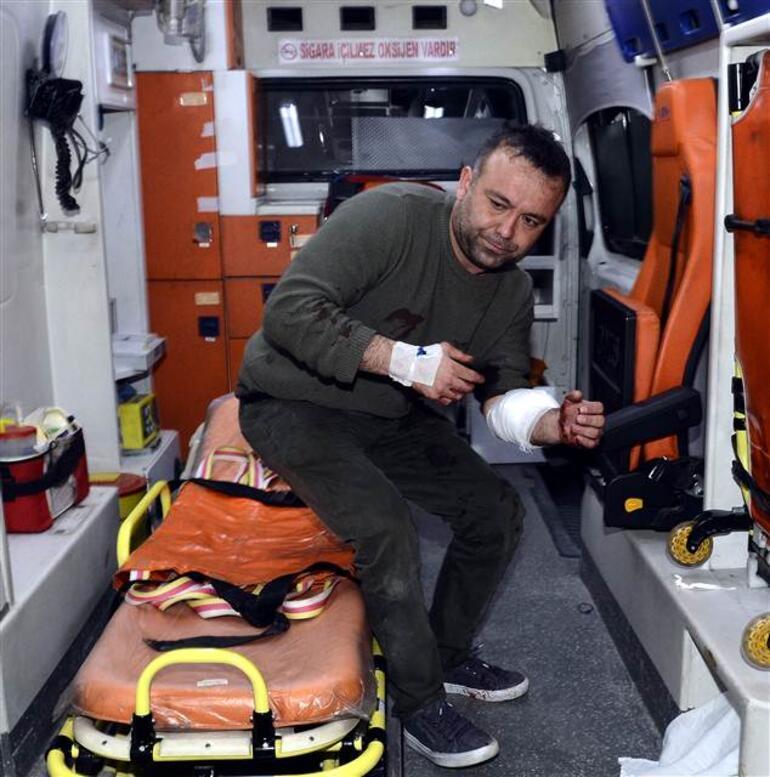 DJ Emrah Karadumana bıçaklı saldırı.. İşte Emrah Karadumanın sağlık durumu