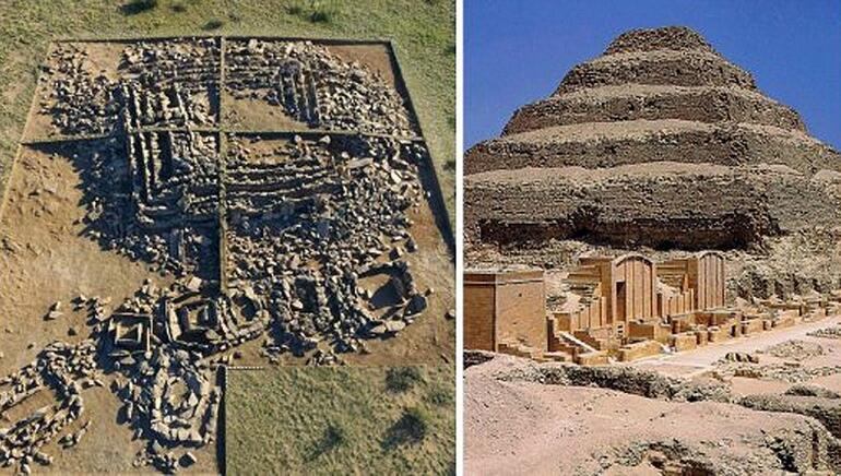 Dünyanın en eski piramidi: Begazinskaya / Kazakistan