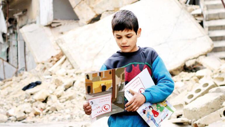 UNICEF:2016 Suriyeli çocuklar için en kötü yıl