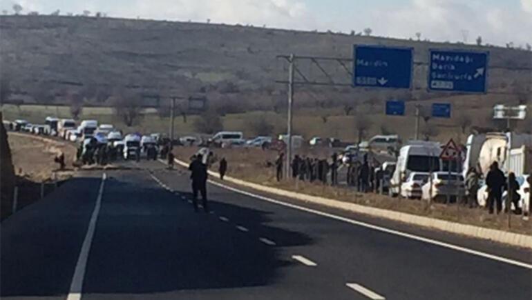 Son dakika... Diyarbakır-Mardin yolunda mayın patlaması: 2 asker şehit