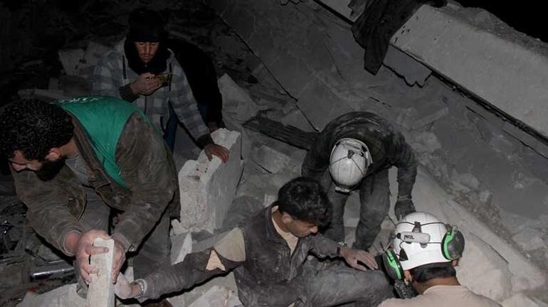 Son dakika: ABDde Halepte cami bombaladı, saldırıyı inkar etmedi