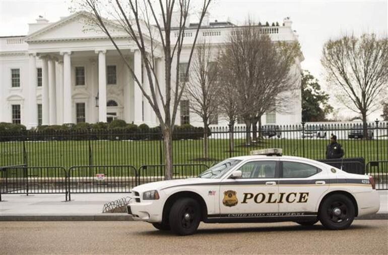 Son dakika: Beyaz Saray girişinde bomba alarmı...