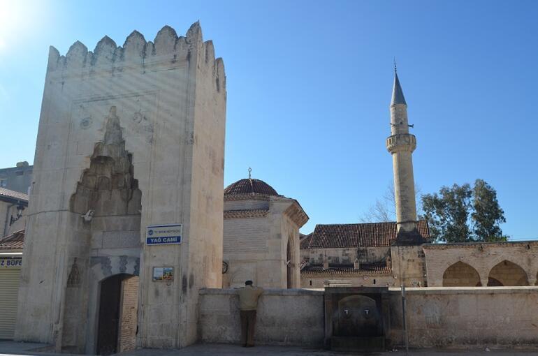 Baharda portakal kokan şehir: Adana