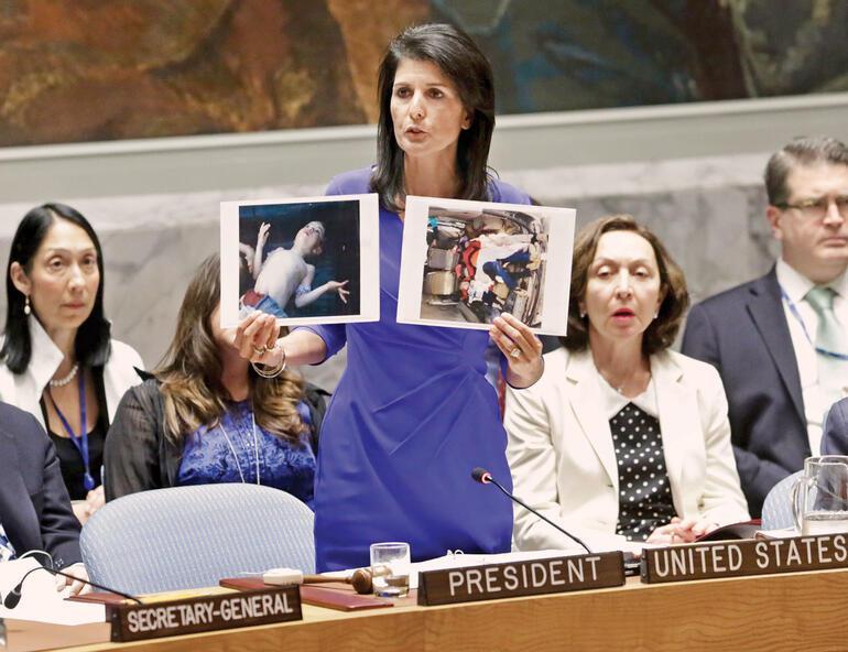 ABD-Rusya arasında ipler geriliyor: İdlib düellosu