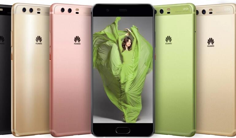 Huawei P10 satışa çıkıyor İşte özellikleri ve fiyatı