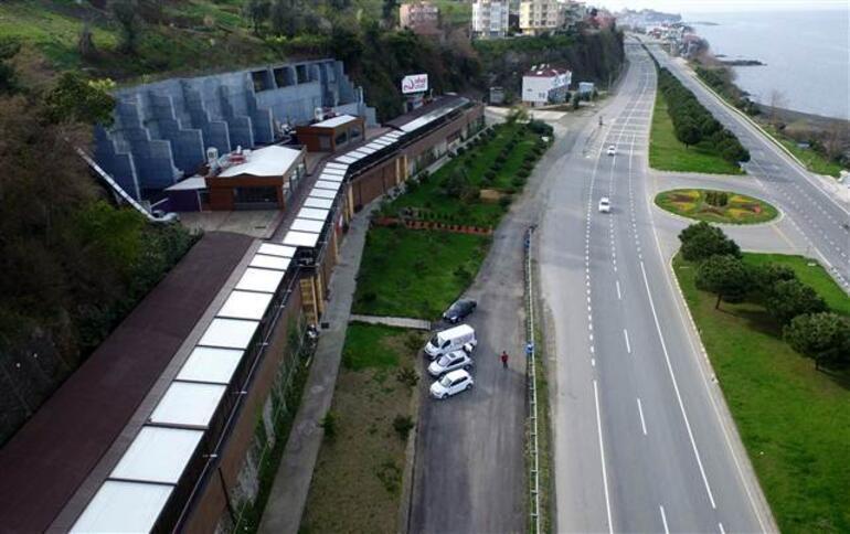Trabzon'da yapıldı, dünya rekoru için başvuruldu