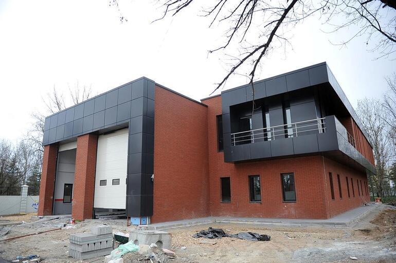 Ankara İtfaiyesi'ne 5 yeni istasyon
