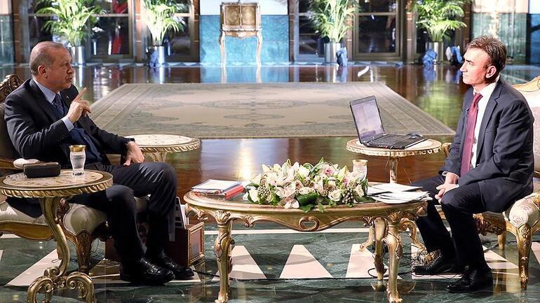 Cumhurbaşkanı Erdoğandan Kılıçdaroğluna: Havaalanında darbecilerle temasta bulundu