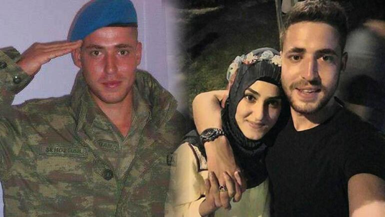 Şehit Uzman Çavuş Harun Şenözüar, gözyaşlarıyla uğurlandı