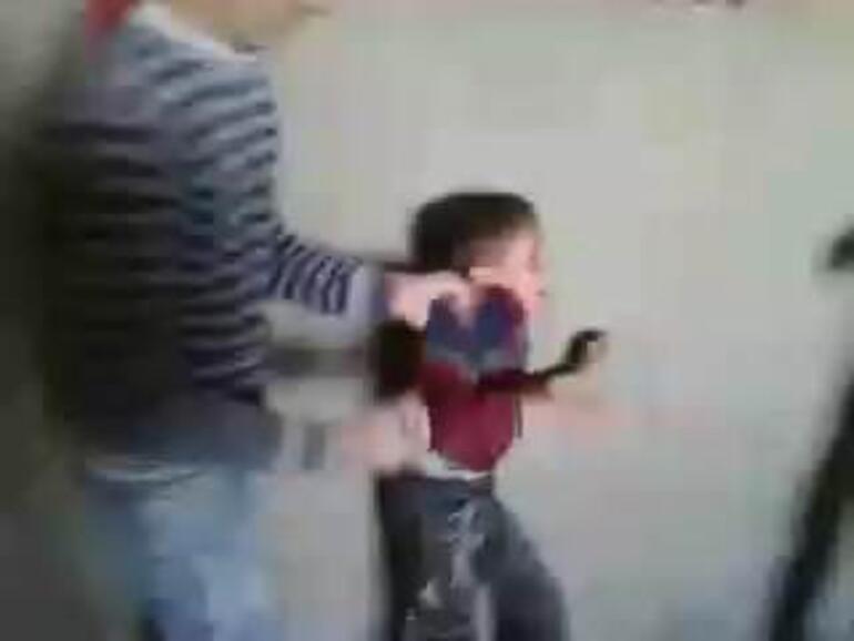 Suriyeli işçilerden 9 yaşındaki çocuğa işkence