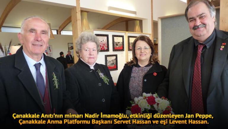 Atatürk'ün hitabı National Arboretum'da yankılandı