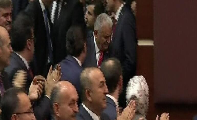 Son dakika... AK Partiye yeniden üye olan Erdoğandan ABye çok sert mesajlar