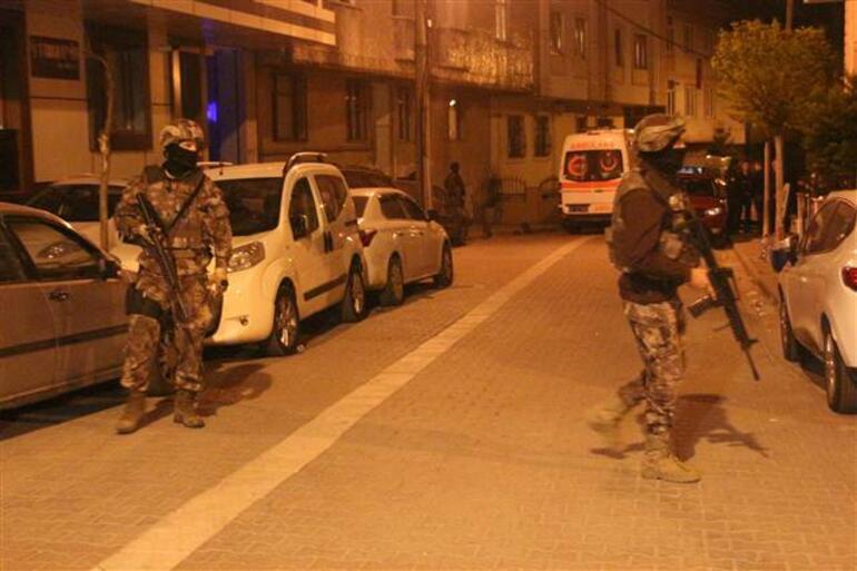 Son dakika... İstanbulda gece yarısı operasyonu