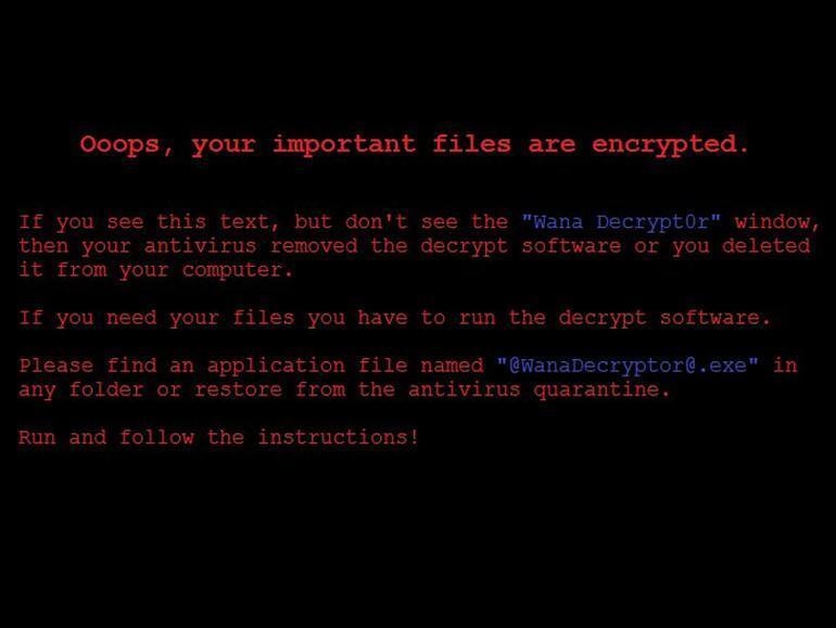 Dikkat Türkiyeyi de vurdu. İşte WanaCrypt0r 2.0 saldırısında son dakika gelişmesi....