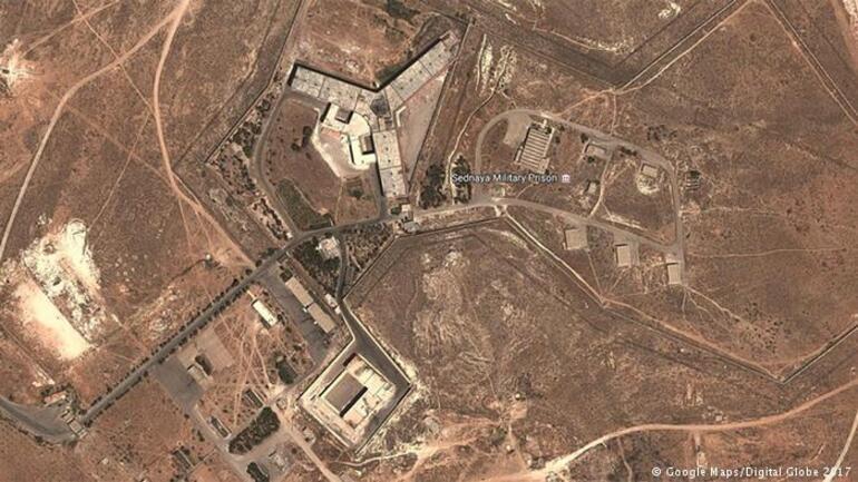 ABDden Esad rejimine ağır suçlama: Mahkumların cesetlerini fırında yaktılar