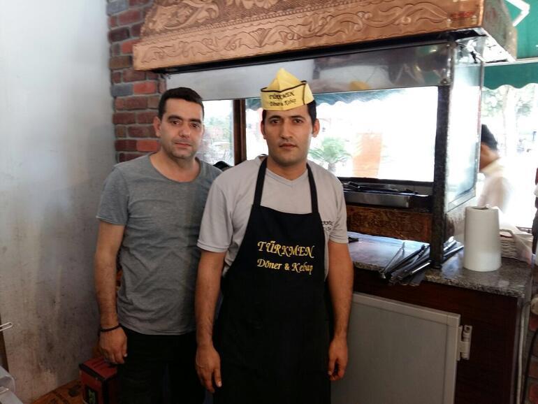 Antalyadaki turistlere fahiş hesap iddiasına dönerciden yanıt