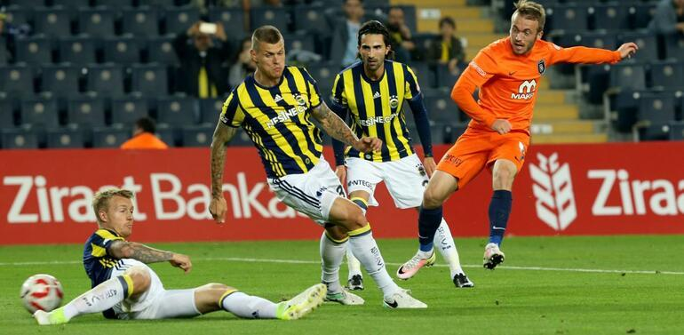 Medipol Başakşehir, final biletini kaptı Penaltı düellosu