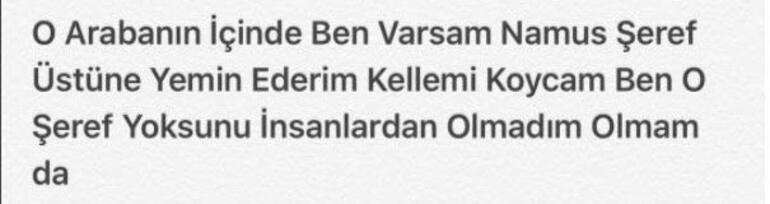 İzmir Marşına küfüre tepki sürüyor... Ben o şerefsizlerden değilim