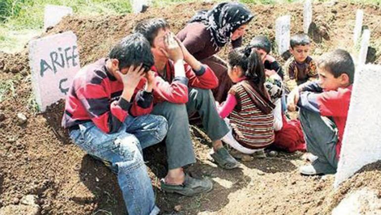 Katliama inat, yeni hayat: Devletin çocukları