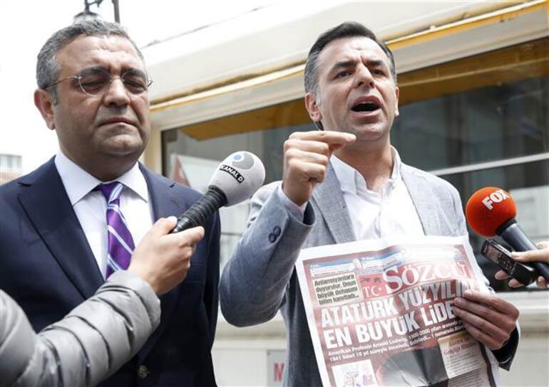 Sözcü gazetesine operasyon...Başsavcıdan son dakika açıklaması