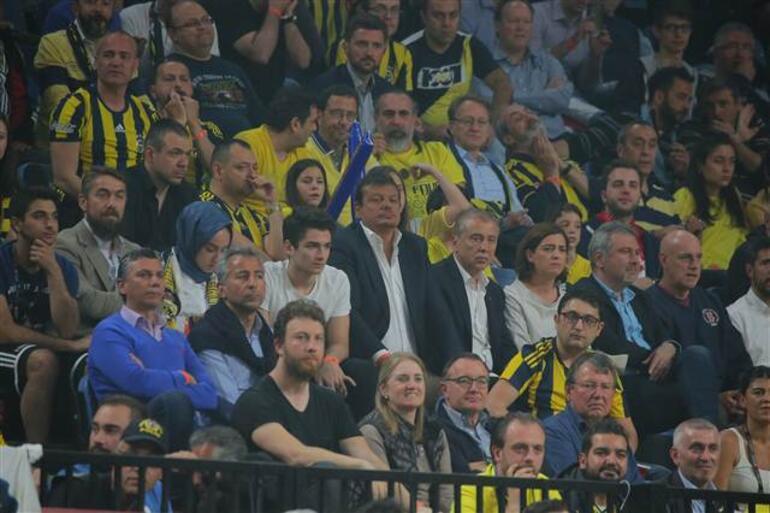 Fenerbahçe 84-75 Real Madrid / MAÇ SONUCU