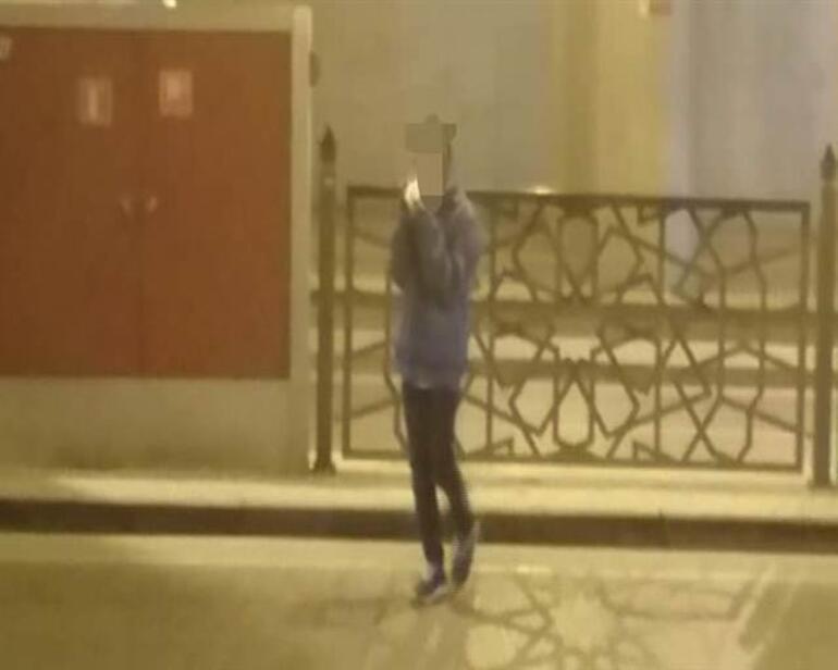 Bu yürek burkan görüntüler Taksimden