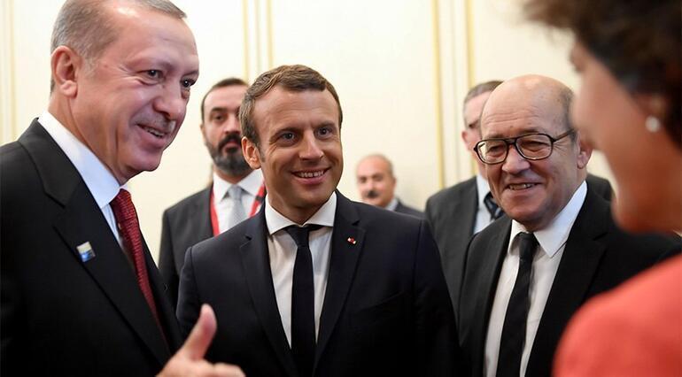 Fransız Bakan Cumhurbaşkanı Erdoğanı şaşırttı