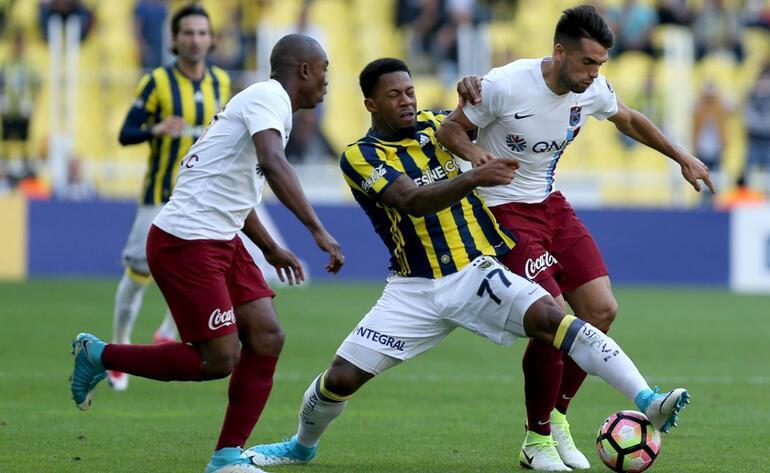 Kadıköyde kardeş payı Trabzonspor seneye Avrupada yok