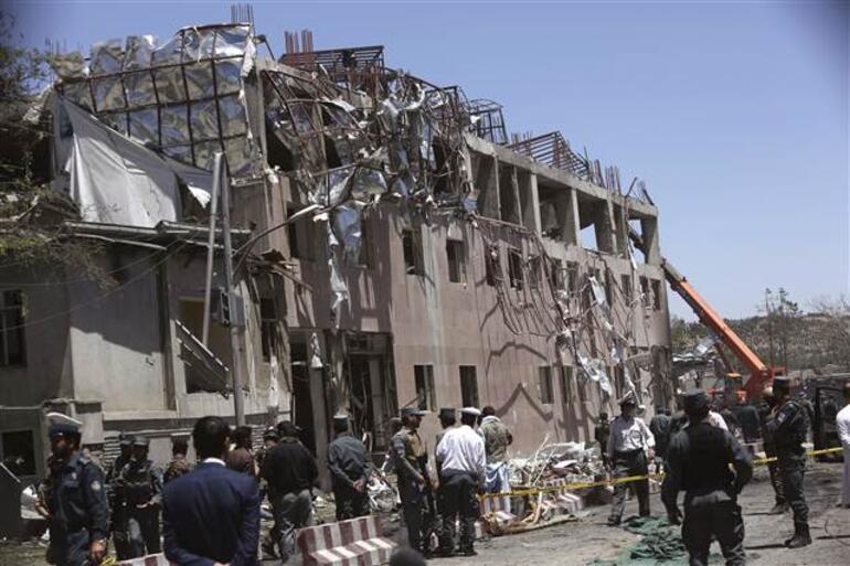 Son dakika... Afganistanda terör dehşeti Çok sayıda ölü var